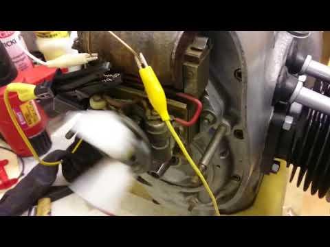 Tradschet der Dieselmotor oder das Benzin