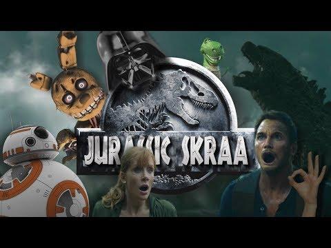 Jurassic World: Fallen Kingdom | Weird Trailer PARODY