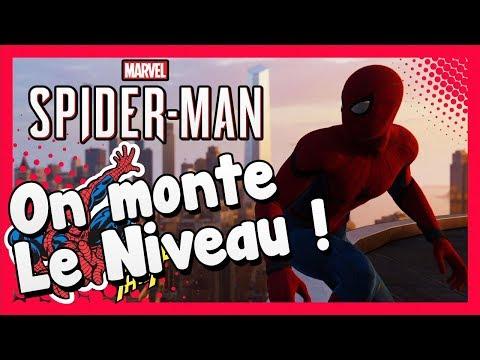NOUVEAU COSTUME, NOUVEAU POUVOIR ! - SPIDERMAN PS4