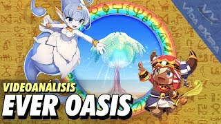 Ever Oasis - Análisis / Review en español