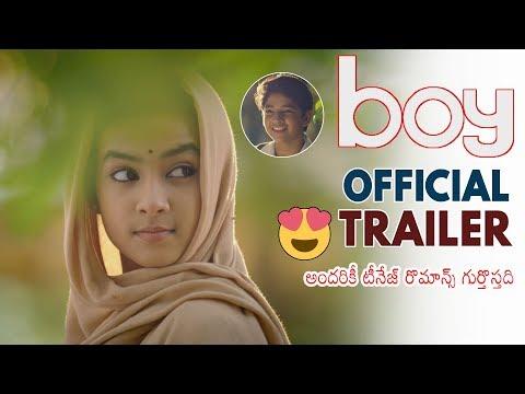 BOY telugu Movie Official Trailer 2019