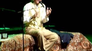 Franco Battiato - Gli uccelli. Teatro Circo Price