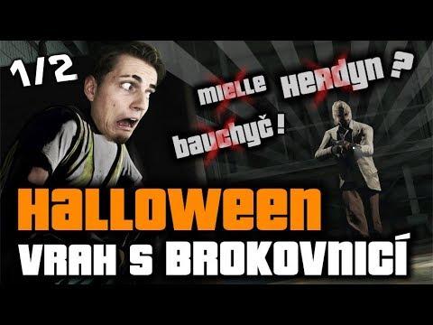Halloweenský speciál!