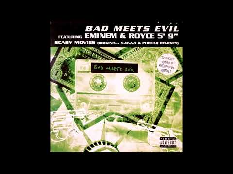 Bad Meets Evil - Scary Movies (Original Instrumental)