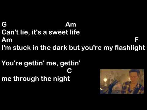 Flashlight   jessie j  lyrics and chords  guitar tutorial