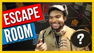 OUR FIRST EVER ESCAPE ROOM!!! | Escape Effect Orlando