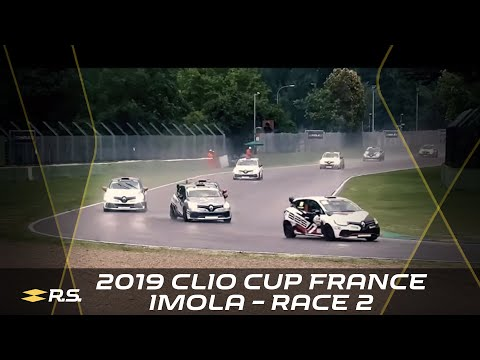 2019 Clio Cup France - Imola - Race 2