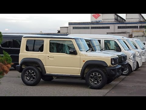 Mark2019 Suzuki Jimny ( Beautiful Cars In India )  2019 || CAR CARE TIPS ||