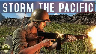 Storming the beaches in the new Battlefield 5 PACIFIC Breakthrough mode!