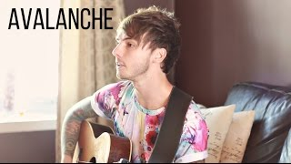 Bring Me The Horizon   Avalanche (Acoustic Cover) By Janick Thibault