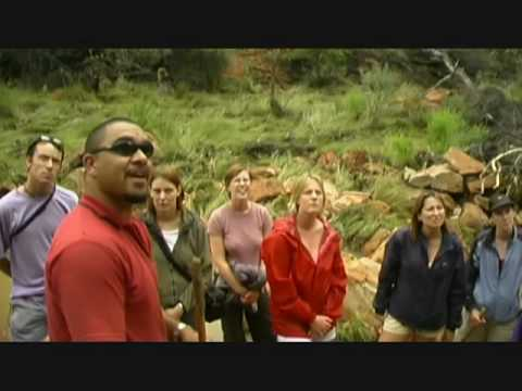 Meet a Local Travel Series dvd - Outback Australia