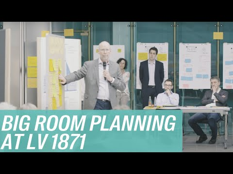 Download Behind the scenes: Big Room Planning at LV 1871 [English Version] Mp4 HD Video and MP3