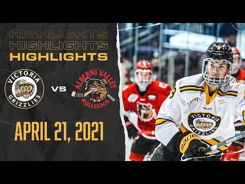 Grizzlies VS Bulldogs | April 21st | HIGHLIGHTS