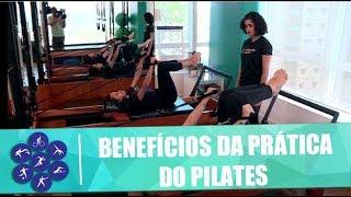 Benefícios da Prática do Pilates - Entrevista