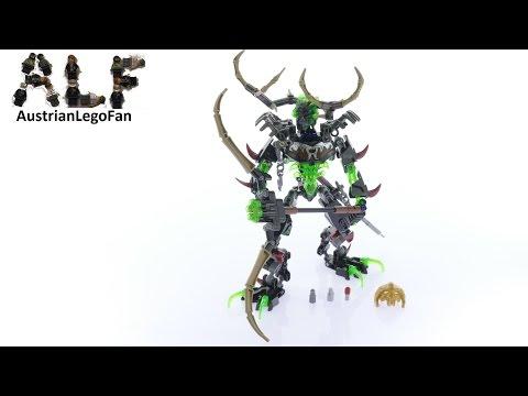 Vidéo LEGO Bionicle 71310 : Umarak - Le Chasseur