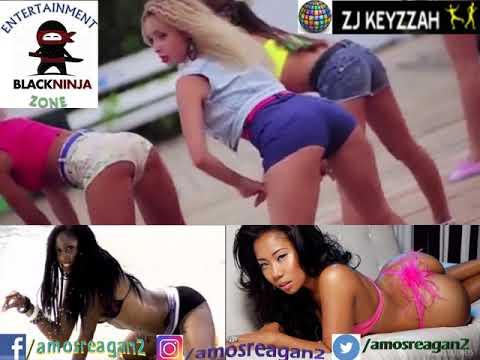 The Official Ragga Mix [Part 1 2017] – ZJ Keyzzah
