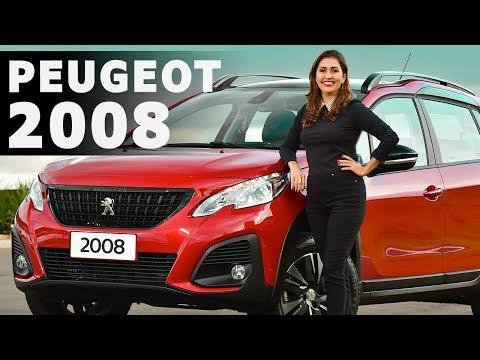 Peugeot 2008 reestilizado tem preço competitivo