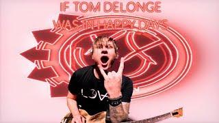 Blink 182   Happy Days [Tom Delonge Guitar Style] (Guitar Cover)
