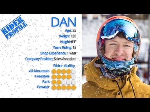 Dan's Review-Burton Blunt Snowboard 2017-Snowboards.com