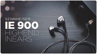 Wie klingen 1300 Euro InEar Kopfhörer? | Sennheiser IE 900
