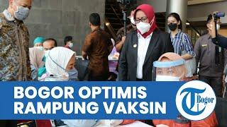 Kabupaten Bogor Hanya Mampu Vaksinasi 50 Ribu Orang per Hari, Bupati Ade Yasin Tetap Optimis Rampung