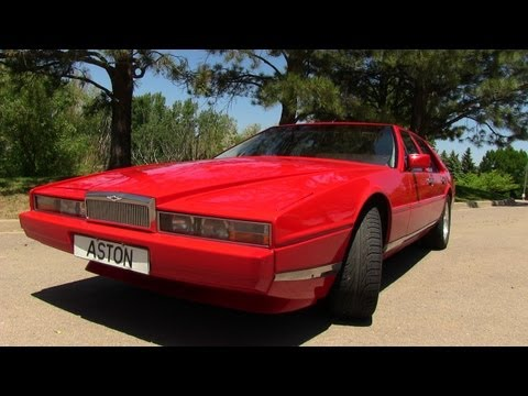 The 1984 Aston Martin Lagonda Rides Again!