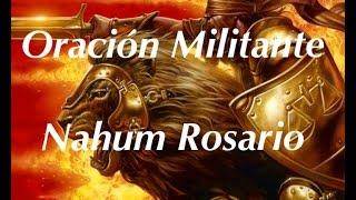 Una Oración Militante de Victoria- Leída por Nahum Rosario