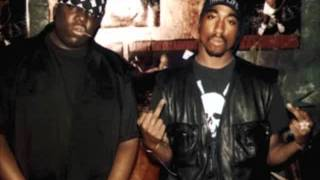 Party N Bullshit x Thug 4 Life x Get Up (Notorious B.I.G x Tupac x 50 Cent)