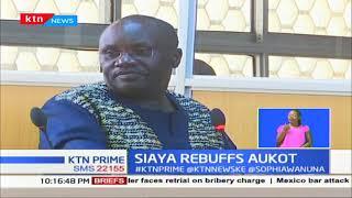 Siaya county assembly rebukes Aukot's 'Punguza Mizigo' bill