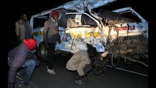 11 people killed in Nyaru-Eldama ravine highway accident