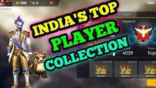 Free Fire Indian Top Player Th Clip