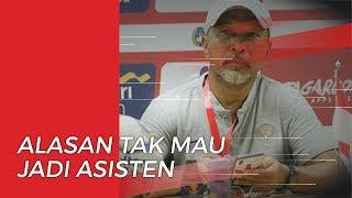 Alasan Fakhri Husaini Tak Mau Jadi Asisten Shin Tae-yong