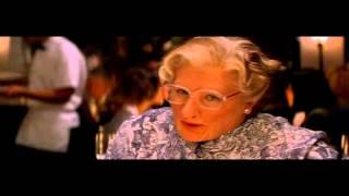 MRS DOUBTFIRE Cena Di Compleanno