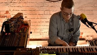 Watch Floating Points Perform A Brand New Track In The 6 Music Live Room.