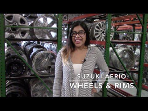 Factory Original Suzuki Aerio Wheels & Suzuki Aerio Rims – OriginalWheels.com