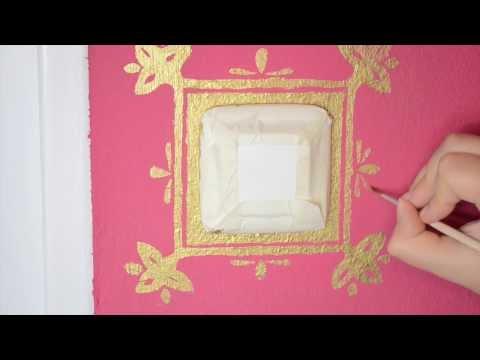 DIY: Lichtschalter verschönern (Homedeko)