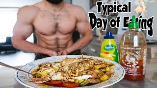 HOW I EAT TO STAY LEAN | FULL DAY OF EATING | IIFYM STYLE