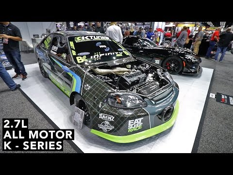 Here's What To Expect For 2019 - New Parts & Cars  - PRI Show 2018