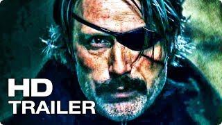 ПОЛЯРНЫЙ ✩ Трейлер (Озвучка, 2019) Мадс Миккельсен, Netflix Movie HD