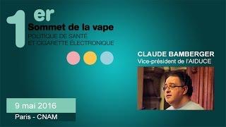 Claude BAMBERGER Vice-président de l'AIDUCE