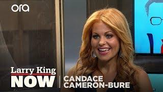 Candace Cameron Bure on 'Fuller House,' the GOP & her faith in God