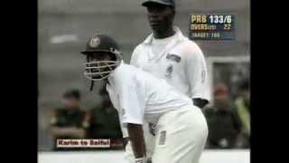 ICC Trophy Final 1997: Bangladesh Vs Kenya