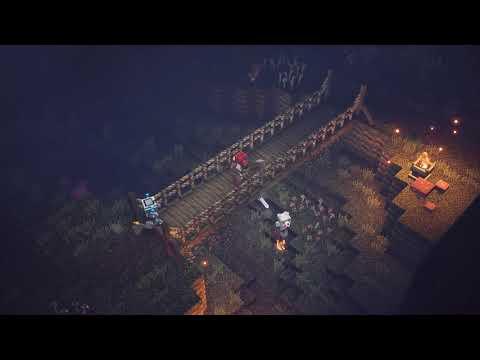 Видео № 0 из игры Minecraft Dungeons [Xbox One]