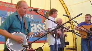 Větráci, Bluegrass fest Kopidlno 15. 8. 2015