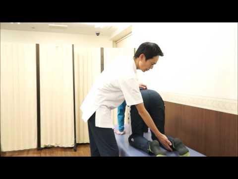 上向膝上げ 改善エクササイズ【ケガ予防フィジカルチェック用】