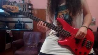 Anthrax - Lone Justice (Bass Cover)