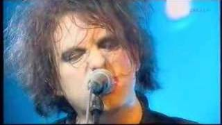 THE CURE LOVESONG LIVE