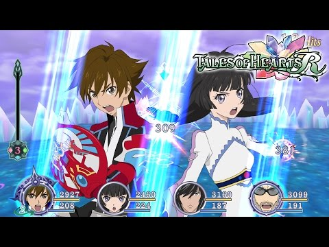 Tales of Hearts R - Launch Trailer thumbnail