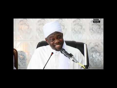 2019 Ramadan Tafsir Day 1 by Fadeelat Sheykh (Dr.) Sulaiman Faruq Onikijipa