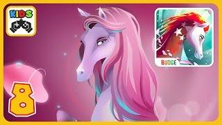 EverRun: лошади-хранители от Budge Studios * Прохождение игры №8 - Хранительница Фиалка